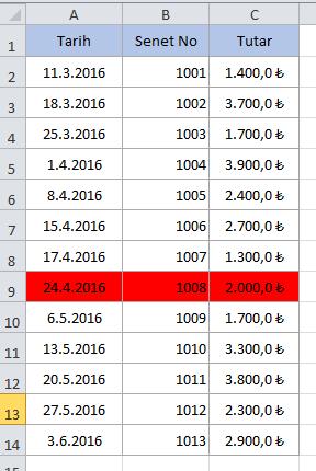 Microsoft Excel - conditional_formatting_gunun_tarihi2