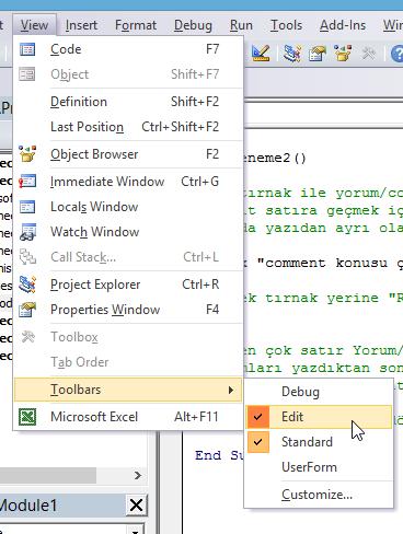 2016-05-09 00_19_30-Microsoft Visual Basic for Applications - comment konusu.xlsm - [Module1 (Code)]